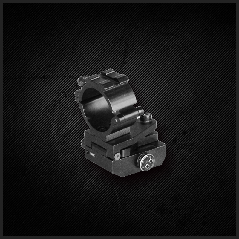 Drop shipping riflescope mount 25 4mm 30mm adjustable windage and elevation rail scope mount picatinny weaver