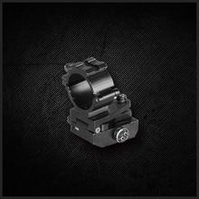25.4 mm-30 mm de elevación ajustable y montaje del alcance del carril de elevación