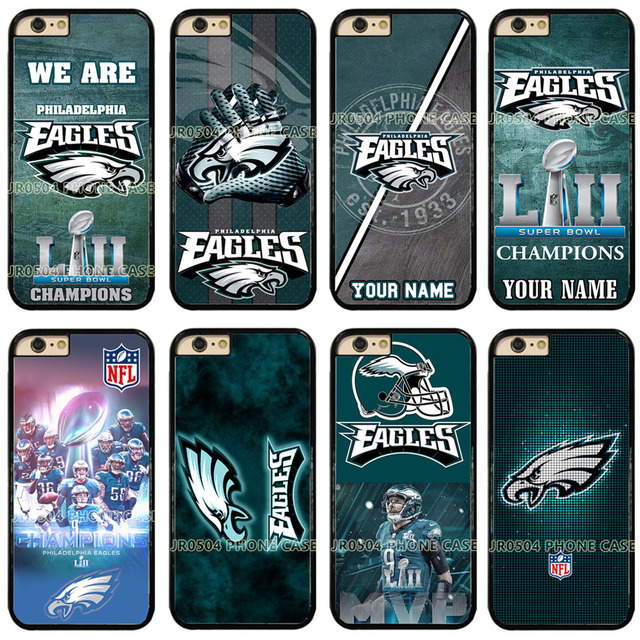 sale retailer 3c2dd 66587 US $3.99 |NEW Eagles Gloves PC+TPU Case Cover For iphone XS MAX XR X 5s 6s  7 8 Plus Samsung s9 s7 s8 CAPE T308-in Half-wrapped Case from Cellphones &  ...