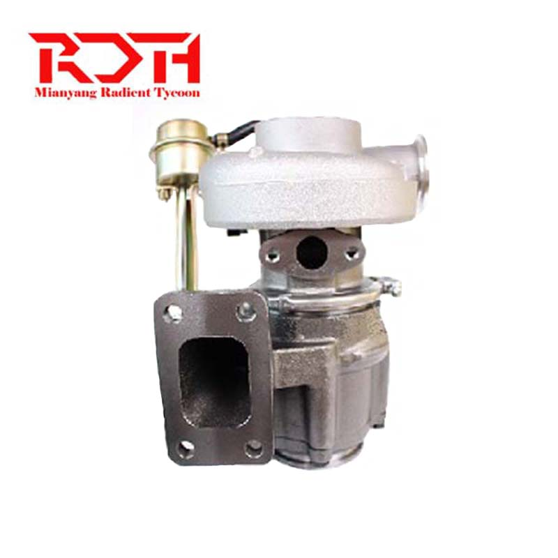 Doğu turbo HX30W 4040353 4033321 A3592318 A3960907 turbo şarj HOLSET Cummins kamyon için 4BTA Motor