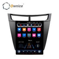 Ownice 9.7 Android 6.0 Car DVD Player for Chevrolet Sail 2015 2016 auto gps navi headunits dvr radio stereo support 4g sim DAB+