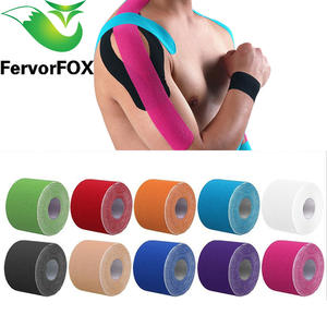 5 cm * 5 cm Elastic Cotton Roll Adhesive Tape Sports Muscle Tape First Aid Tape Muscle