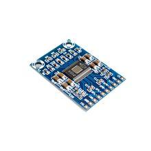 10 PÇS/LOTE DC 12V 24V 2x50W Dual Channel Mini Amplificador Digital Classe D 50W + 50W TPA3116D2 XH M562 50W Amplificador De Potência Amplificador