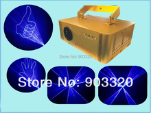 Freeshipping 15KPPS 500MW Blue Laser Light With Beam Effects For Xmas Promotion Disco Party Event Laser