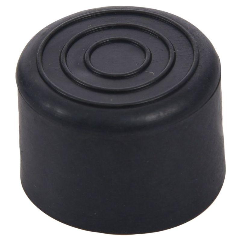 20 Pcs 30mm Dia Table Foot Protective Cover Pad Home Furniture Leg Cap