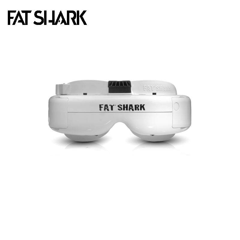 цена на New Fatshark Dominator HD3 Core 3D FPV Goggles with HDMI DVR Support Head Tracker For RC Drone Multicopter DIY Part Accessories