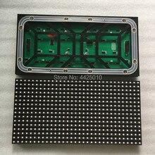 Светодиодный дисплей P10 наружный светодиодный модуль HUB75 интерфейс LINSN P10 SMD 1/4 сканирующий ток 3535 светодиодный 320*160 мм IP65 с проводом