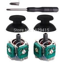 2 Sets 3D Analog font b Joystick b font 3 Pin Sensor Module Potentiometer with Thumb