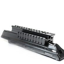 Tactical AKs Universal Quad Rail Mount Handguard Tri-Rail Integral For AK47 74 AKS Hunting Shooting Caza Accessories