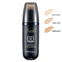 BIOAQUA Air Cushion BB Cream Concealer Moisturizing Foundation Makeup Bare Whitening Face Beauty Korean Cosmetics