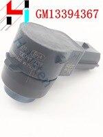 (10 sztuk) 13394367 oryginalny parkowania PDC czujnik ultradźwiękowy dla G M Cruze Opel Zafira C Tourer Cadillac OE #0263013937 w Czujniki parkowania od Samochody i motocykle na