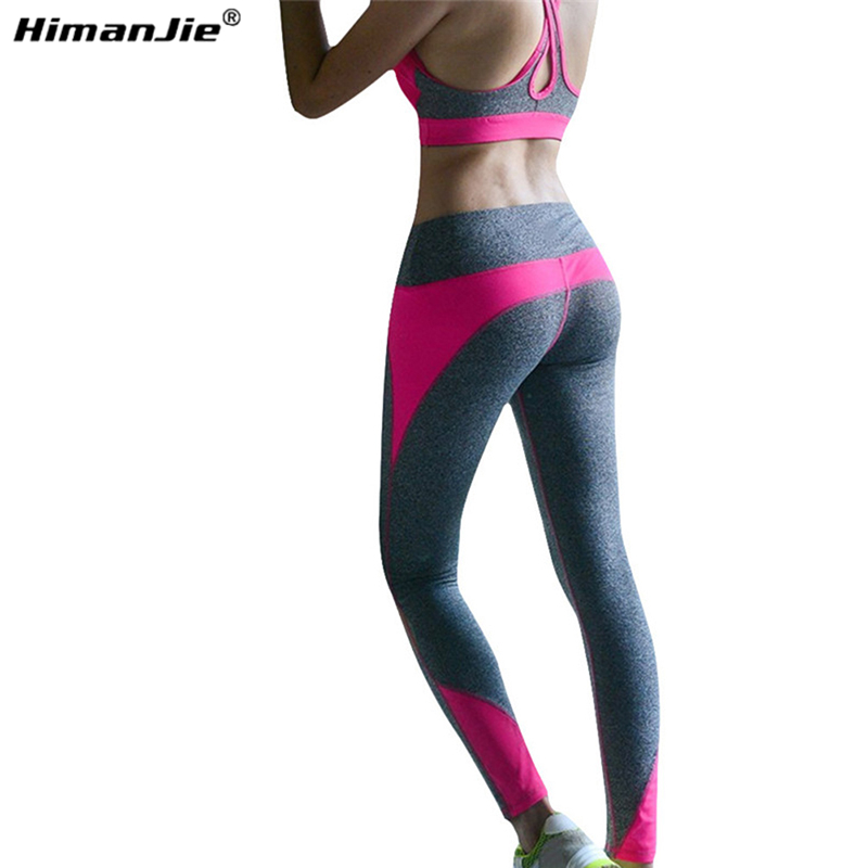 Running Clothes Yoga Leggings For Female Women High Waist Gym Clothing Sports Slimming Pants Lulu Workout Sport Fitness Slim