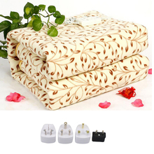 ФОТО Electric Blanket Electric Heated Blanket Mat 220v Manta Electrica Blanket Heated Blanket Couverture Electrique Carpets Heated