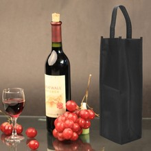 1Pc Non-woven Fabric Red Wine Bottle Bags Gift Weddings Holiday Party  Washable Gift Bag 798be2a6e13c3