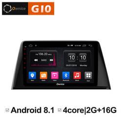 Автомобиль радио gps навигатор для peugeot 308 2016 автомобиля Intelligent Entertainment системы Android 8,1 блок DVD мультимедийный плеер PC