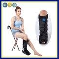 Apoyo de tobillo corsé arranque andador andador Aire zapatos para tendinitis de aquiles con CE y FDA