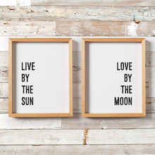 Buy Love You To The Moon Quotes And Get Free Shipping On Aliexpresscom