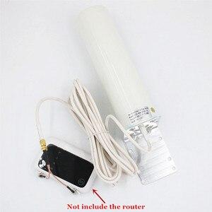 Image 5 - 4 グラム WIFI アンテナ 4 4G LTE antennna SMA 3 グラム屋外アンテナ 12dbi wcdma アンテナ 5 メートルで CRC9 /TS9 用 3 グラム 4 グラムルーター USB モデム
