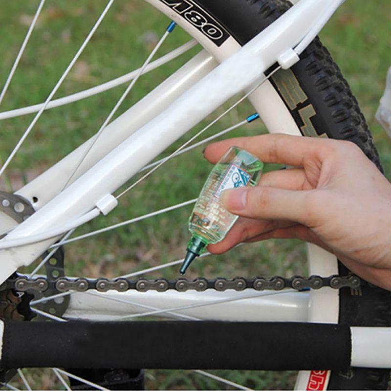 30 мл ремонт велосипедной цепи Lube очиститель для горного велосипеда Шестерня смазка для обслуживания масла велосипедная цепь Lube Смазка масл...