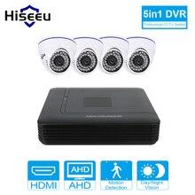 System Kamery CCTV DVR AHD 720 P Zestaw Opcjonalnie 2/4 Kanałowy CCTV DVR HVR NVR 3 w 1 Video Recorder Kamera Na Podczerwień bezpieczeństwa