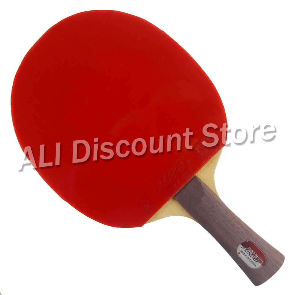 Galaxy YINHE 980 Blade with Galaxy YINHE Mercury II and Neptune Rubbers for a Table Tennis Combo Racket FL