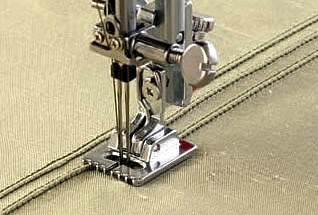 Singer / Sublime / Leap / Brother Multifunction Household Electric Sewing Machine Presser Foot Fine Tucker #701-9