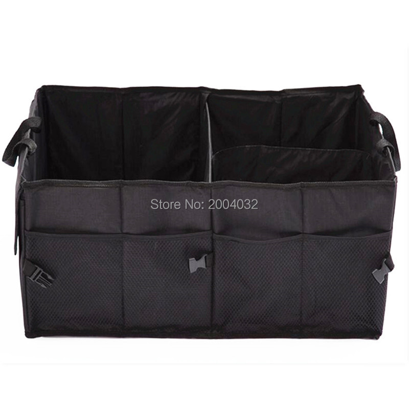 Saco de mala do carro organizador caixa