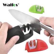Kitchen Knife Sharpener Two Stages (Diamond & Ceramic),Sharpening Stone Household Tools