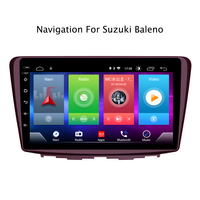 Car Android 8.1 Multimedia Player for Suzuki Baleno 2015 2018 GPS Navigation Device USB bluetooth steering wheel control support
