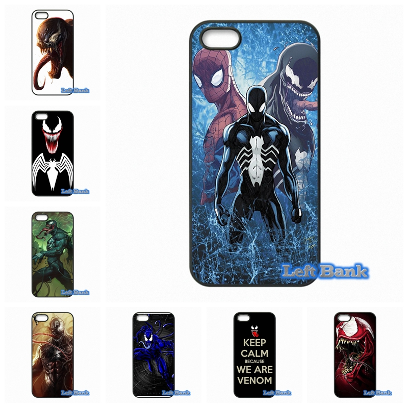 Coque Spiderman Villain Marvel Venom Phone Cases Cover For Samsung Galaxy 2015 2016 J1 J2 J3 J5