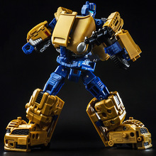 ABS Action Figures Transformation Car Robot Boy Toys Deformation Robots Children Gifts TW T01 T02 19cm height transformation deformation robot toy action figures toys with original box jj616c
