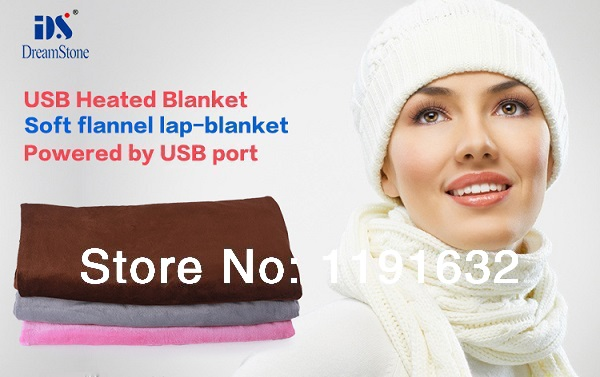 Free Shipping far infrared heating blanket usb blanket winter warm device CE ROHS certificate safe to use as cushion (45*100cm ) free shipping kapro 810 clamp device laser infrared horizontal marking ruler