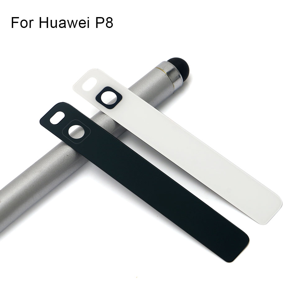 New Back Rear Cover Top Glass For Huawei P8 Rear Back Camera Glass Lens Cover Replacement Parts