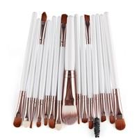 15PCS or 6 PCS/SET Professional Cosmetics Makeup Brushes Synthetic Make Up Brush Set Tools Kit