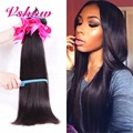 Brazilian Virgin Hair Straight 8A Mink Brazilian Hair Weave Bundles 4 Bundles Straight Brazilian Hair Extension V SHOW Company