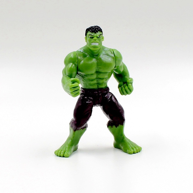 Marvel Avengers Action Figures Gift Collection