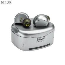 MLLSE Original Mini Wireless Earphones Bluetooth 4.1 Earphone Duble Stereo Earbuds with MIC Charging Box for IPhone Xiaomi Phone