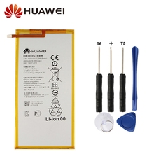 Original Replacement Battery HB3080G1EBC For Huawei S8 S8-701W T1-821W/823l M2-803L Mediapad M1 8.0 Honor S8-701W 2950mAh new 8 inch for huawei mediapad m1 8 0 s8 306l s8 301l s8 301u s8 701u t1 821 t1 823 lcd display panel screen replacement