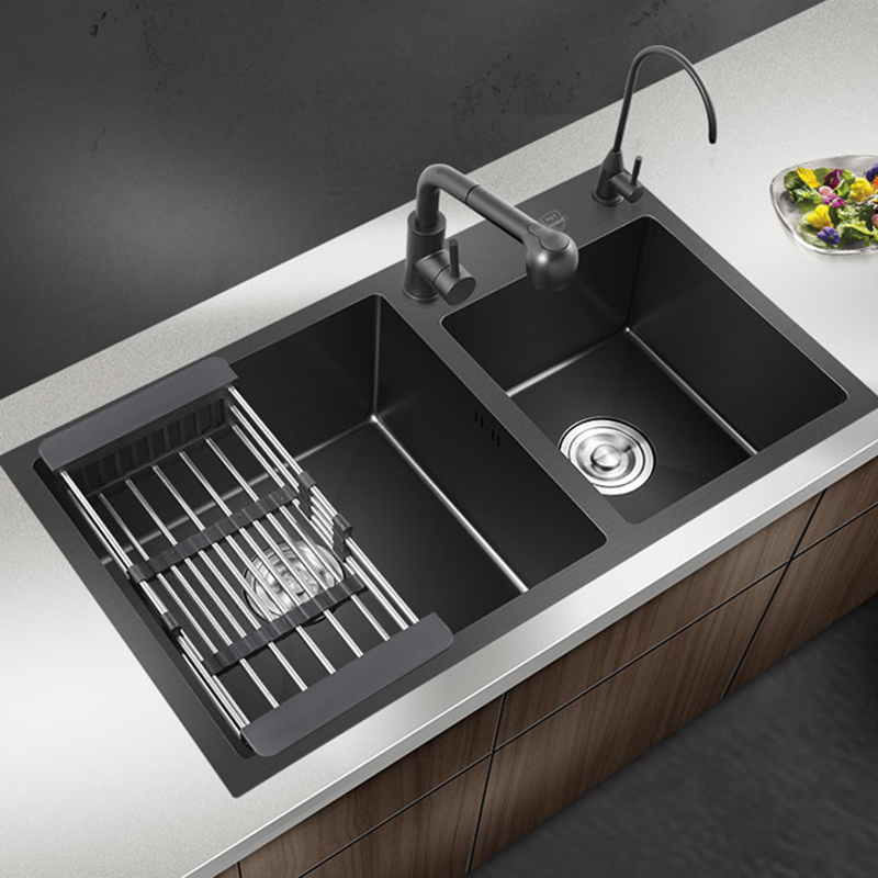 Sus304 Stainless Steel Black Thickened