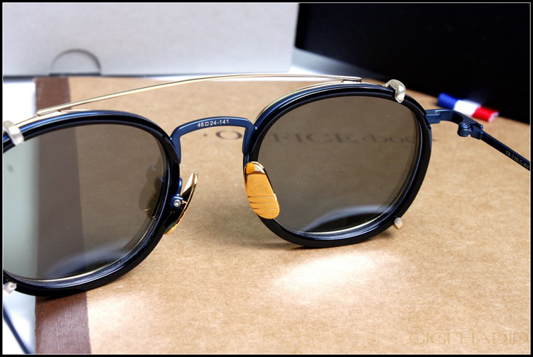 Brillengestelle oder Sonnenbrillen für Männer und Frauen modisch - Bekleidungszubehör - Foto 4