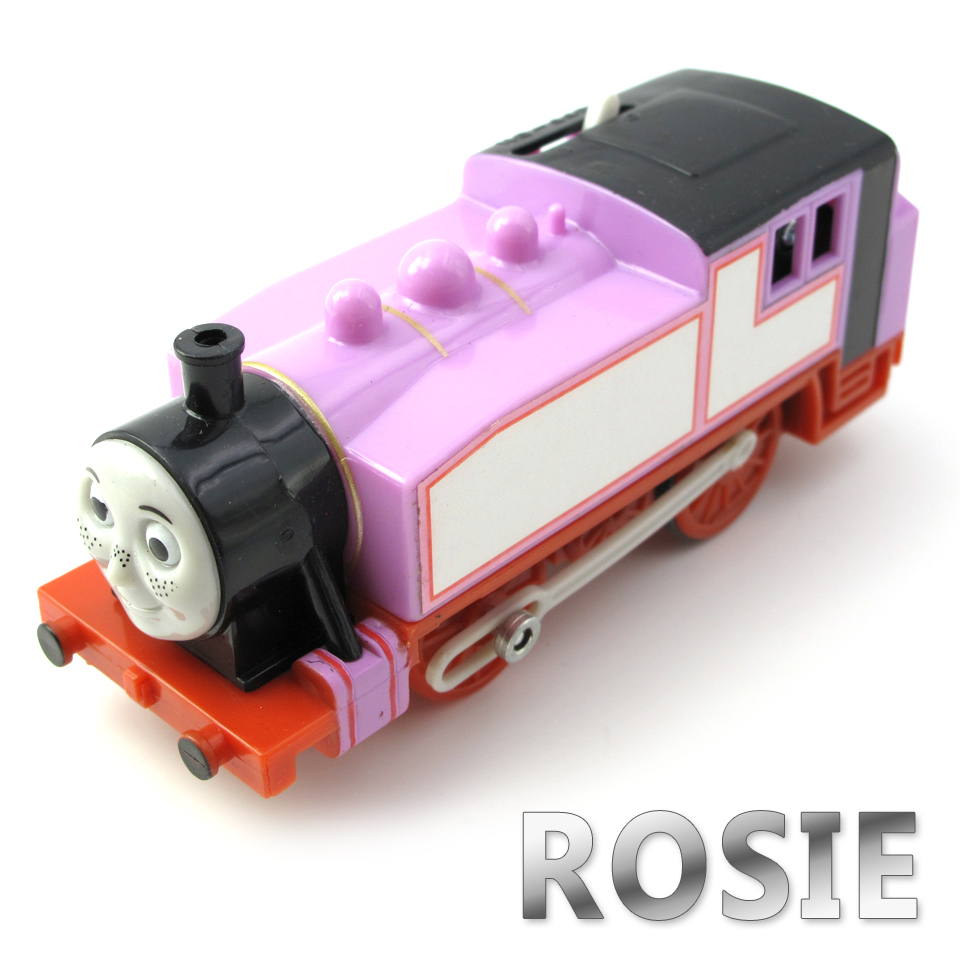 Electric Thomas Train T112E ROSIE Thomas And Friends Trackmaster Magnetic Tomas Truck Locomotive Engine Railway Toys for Boys