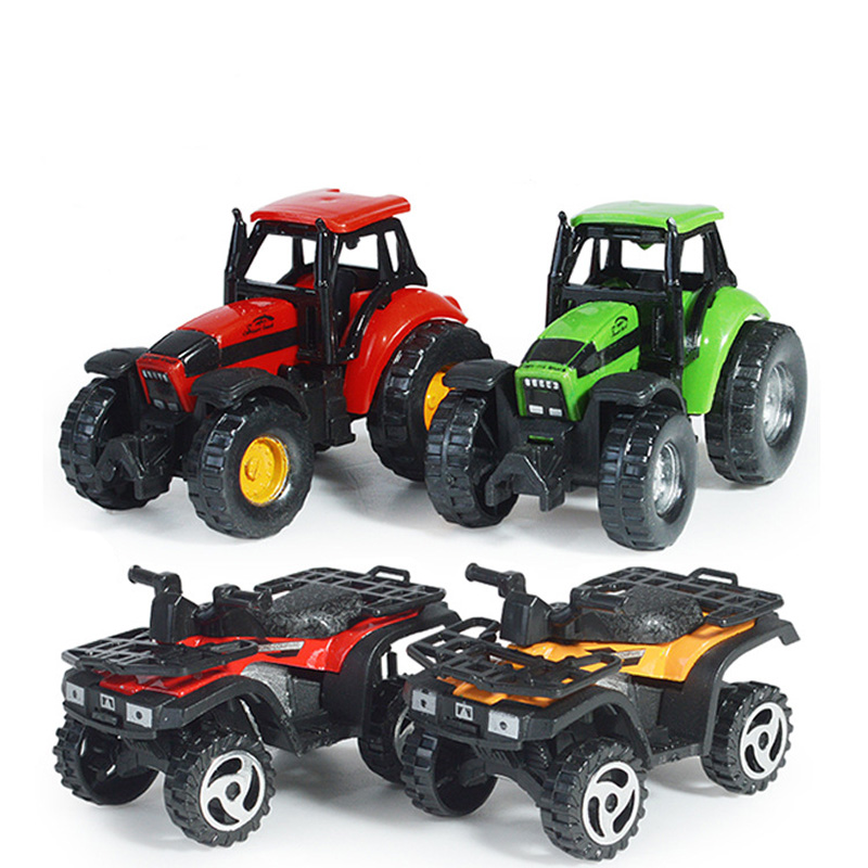 SLPF Hot Sale 1:32 Alloy Beach Motorcycle Model Plastic Simulation Farmer Car Children Kids Baby Outdoor Play Sand Game Toys G21