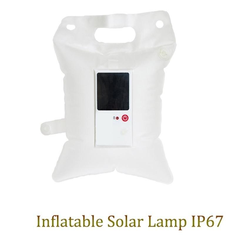Lâmpadas Solares solar lâmpada solar portátil dobrável Fonte de Luz : Lâmpadas Led