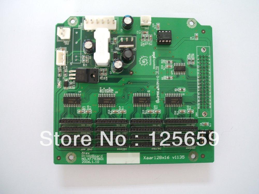 for Infinity FY-33VB/FY-33VBX xaar 128-16 printhead  board hot sale servo board for jhf series printer jhf vista for xaar printhead