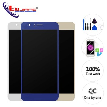 For Huawei Honor 8 LCD Display Digitizer Touch Screen Replacement Panel Assembly For Huawei Honor 8 FRD-L19 FRD-L09 LCD Screen for huawei honor 8 lite lcd display touch screen digitizer assembly replacement free tools