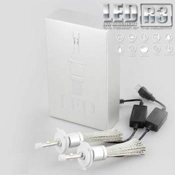H4 Car Headlights H7 H1 H3 H4 H11 9005 9006 Auto Front Bulb Headlamp far&near Plug&Play Fog light Car Lighting 80W 9600LM