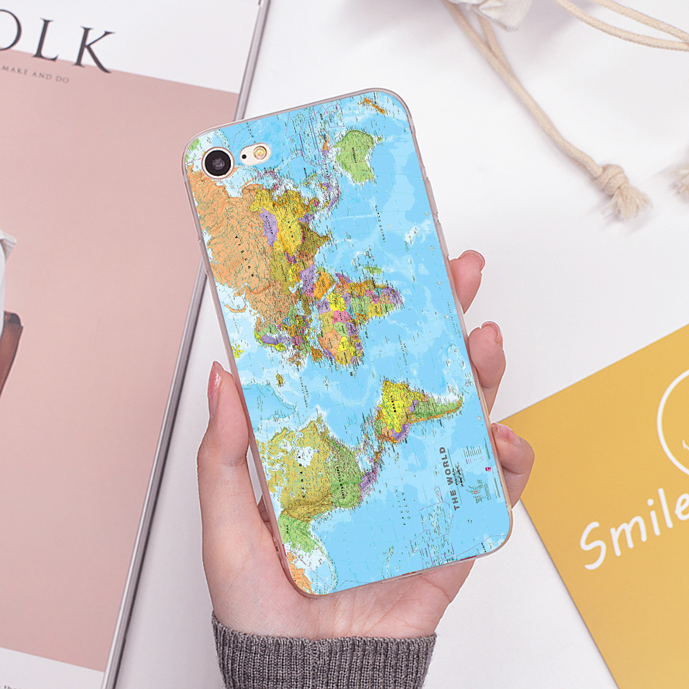 World Map Travel Just Go Soft Clear Phone Case Cover Coque Fundas For on large map of world, neutral map of world, clear world map with countries, pink map of world, stone map of world, focused map of world, current map of world, long map of world, accurate map of world, map of the world, metal map of world, good map of world, horizontal map of world, natural map of world, black map of world, color map of world, silver map of world, true map of world, entire map of world, easy to read map of world,
