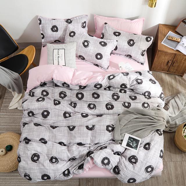 Luxury Pink Bedding Set