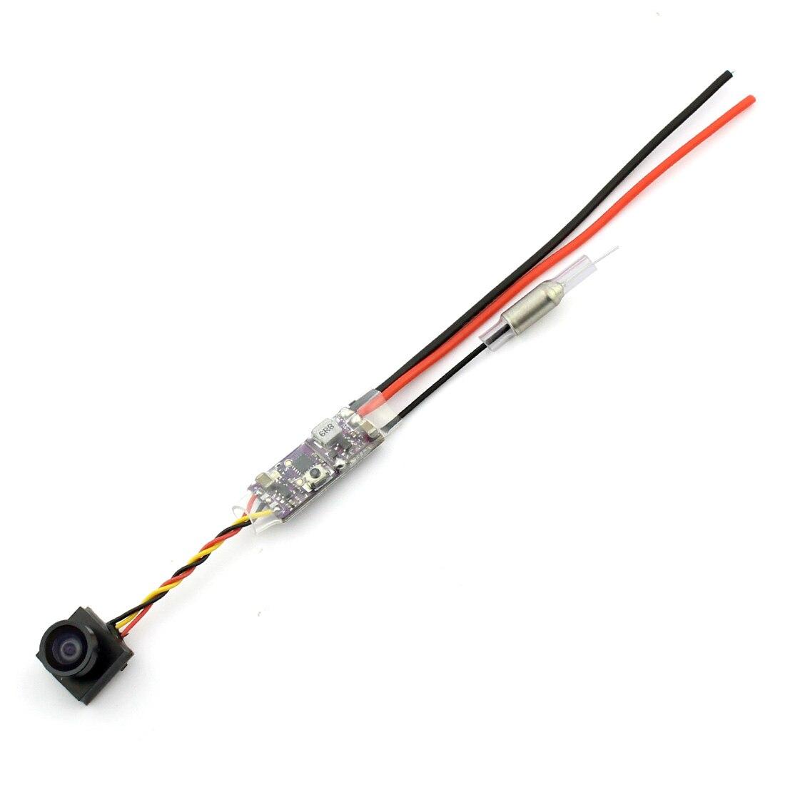 Q25 MINI V2 VTX+CAMERA 25mw 16ch Transmitter 800tvl coms Cam