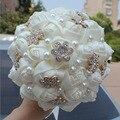 Europa y los Estados Unidos de la mano que sostiene las flores nueva perla hecha a mano joyas de mano que sostiene las flores novia la celebración de hardware
